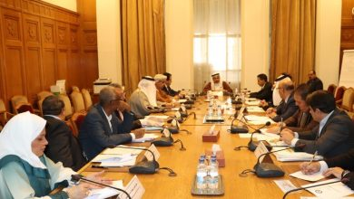 Photo of مكتب البرلمان العربي يوافق على مقترح رئيس البرلمان بإنشاء مركزاً إقليمياً للدبلوماسية البرلمانية العربية