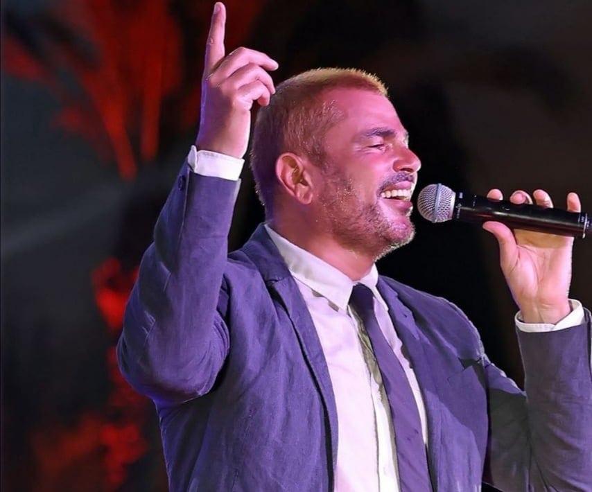 """عمرو دياب يتالق في أجواء ختام  """"مهرجان الجونة السينمائي"""""""