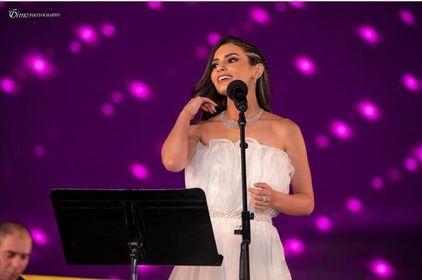 """كارمن سليمان """" سعيدة بمشاركتي في مهرجان الموسيقي العربية """""""