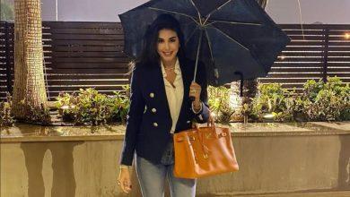 Photo of ياسمين صبري تخطف الانظار في أحدث إطلالة لها