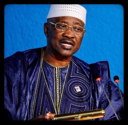 """السيد الرئيس ينعي رئيس مالي السابق """"أمادو توماني توري"""" احد ابرز القادة الافارقة."""