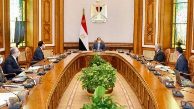 """Photo of """"السيد الرئيس يتابع مشروعات شركة تنمية الريف المصري الجديد"""""""