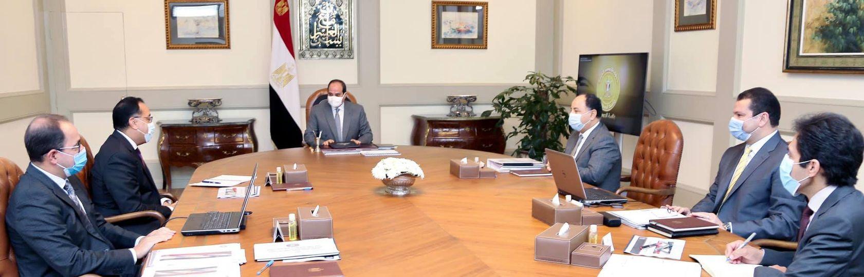 السيد الرئيس يوجه بتكامل جهود جميع الجهات المعنية بالدولة وبالاستعانة بالخبرات الأجنبية المتميزة لإنتاج الأطراف الصناعية المتطورة في مصر.