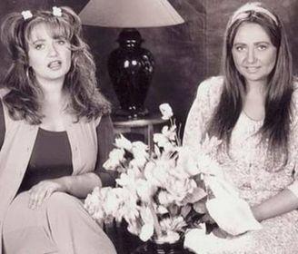 """في اليوم العالمي للتليفزيون ليلي علوي تستعرض أهم أعمالها التليفزيونية """"التوأمان"""""""