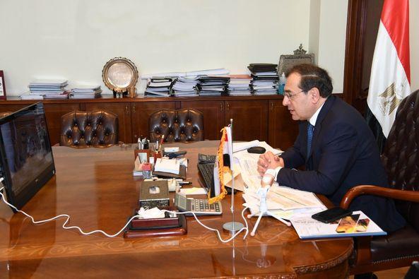 المهندس طارق الملا وزير البترول والثروة المعدنية تعزيز الشراكة مع القارة السمراء في مجال البترول