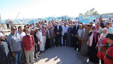 "Photo of في إطار توجيهات السيسي لرعاية العمالة غير المنتظمة القوي العاملة تطلق مبادرة ""صيادي مصر"""