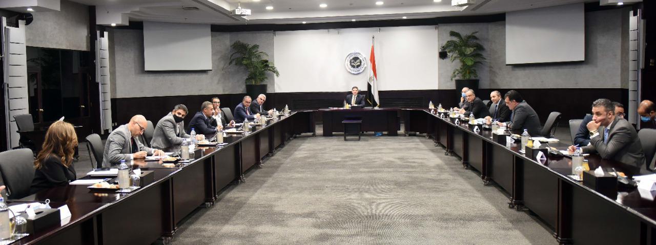 الهيئة العامة للاستثمار والمناطق الحرة وغرفة التجارة الأمريكية تبحثان مستقبل الاستثمارات الأمريكية بمصر