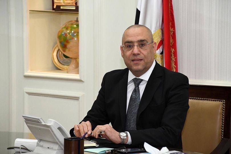 وزير الإسكان: طرح 81 وحدة صناعية بمباني المجمعات الصناعية بمدينة العاشر من رمضان