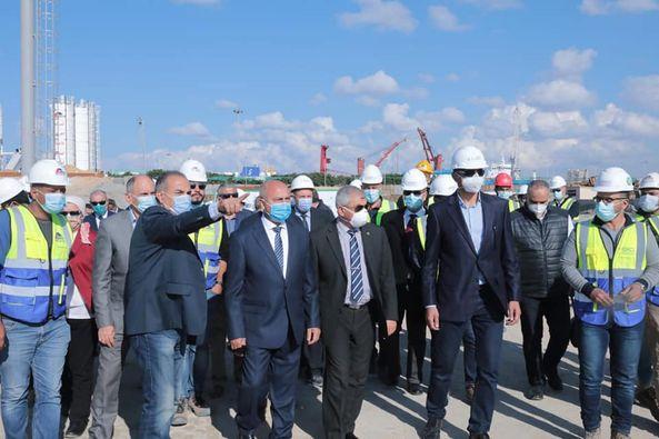 توجيهات القيادة السياسية بتطوير منظومة النقل البحري للمساهمة في زيادة الناتج القومي