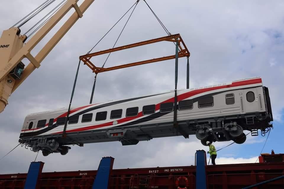 تنفيذًا لتوجيهات القيادة السياسية بالتطوير الشامل لمنظومة السكك الحديدية في مصر لتقديم خدمات على أعلى مستوى للمواطن المصري