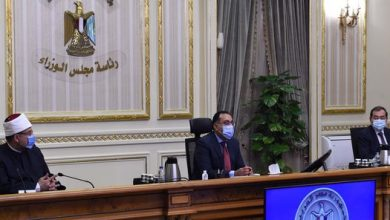 "Photo of رئيس الوزراء يستعرض خطوات تطوير المنطقة الجغرافية لشركات البترول بـ ""مسطرد"""