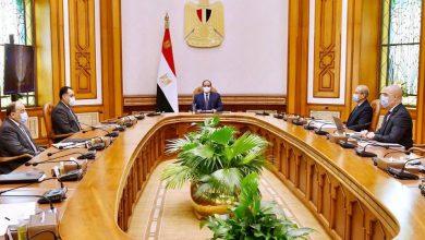 Photo of السيسي يوجه بانتهاج مسار جديد للامتداد السكني والعمراني.