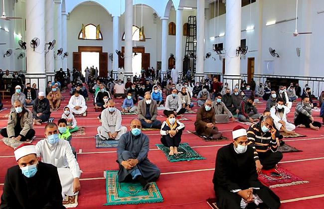 افتتاح ثلاث مساجد في دمياط بتكلفة تجديد 12.5 مليون جنيه بالجهود الذاتية اليوم