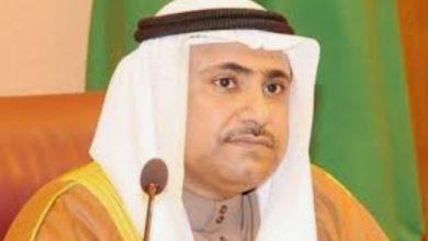 Photo of رئيس البرلمان العربي يرحب ببدء جلسات الحوار الليبي في تونس