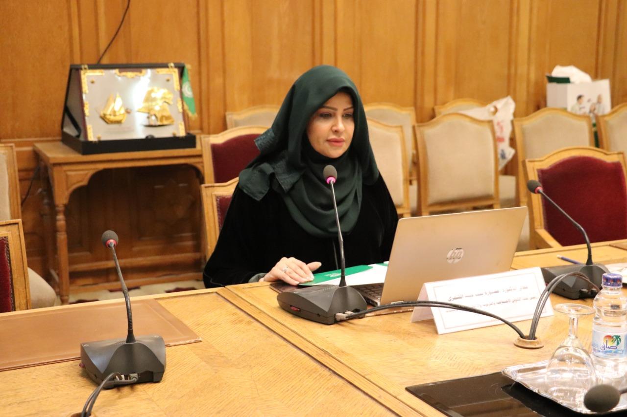 البرلمان العربي يُشارك في ورشة العمل الإقليمية لبناء قدرات البرلمانات العربية حول حماية حقوق كبار السن
