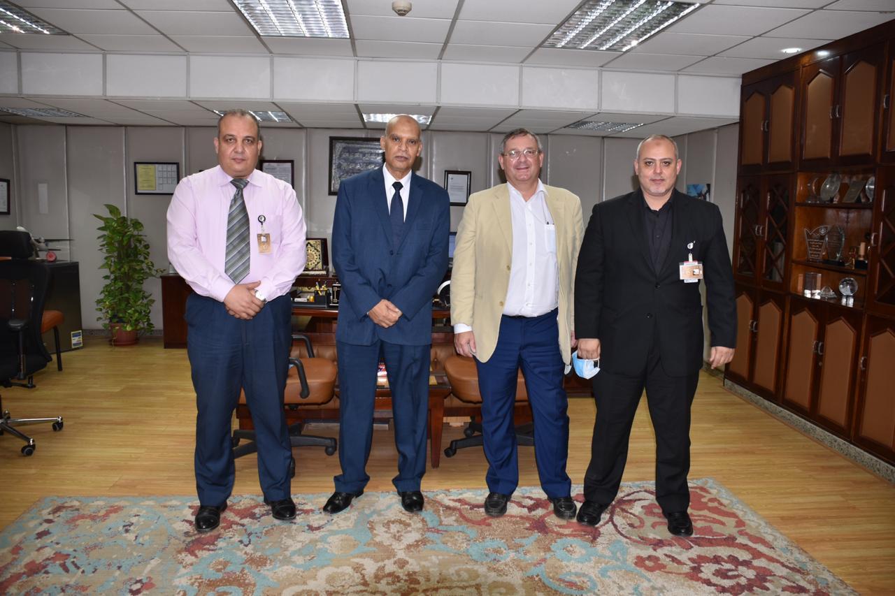 مصر للطيران للصيانة تجتاز تفتيش غير مخطط لـ EASA