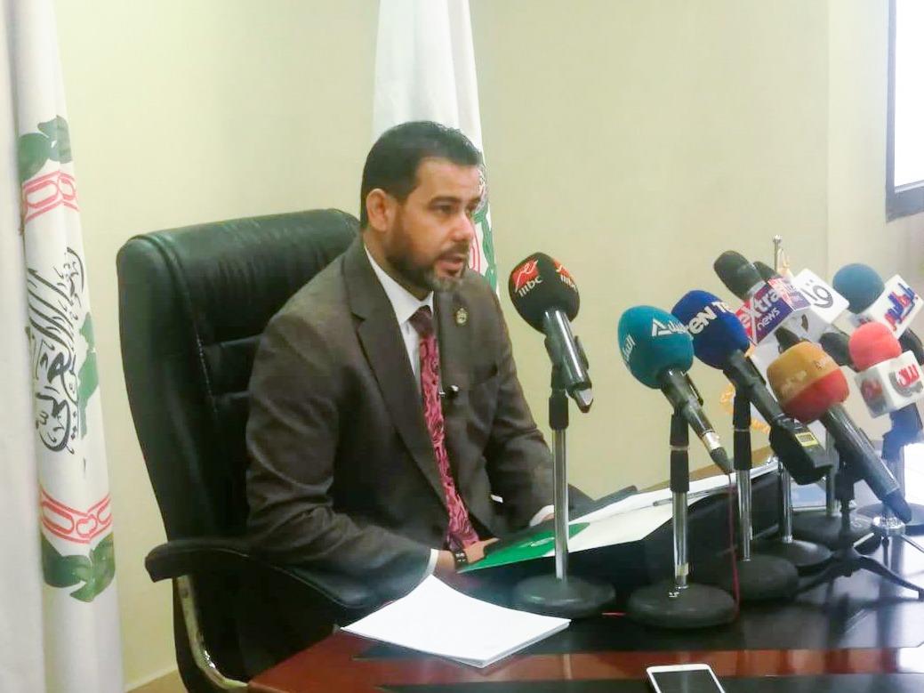 عقد نائب رئيس البرلمان العربي النائب حسن البرغوثي مؤتمراً صحفياً اشاد فيه بالاستحقاق الانتخابي في مصر ،الذي كان انعكاساً لمسيرة مصر الديمقراطية وتاكيداً علي الامن والاستقرار