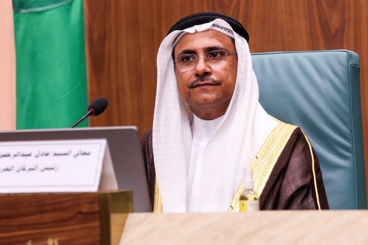 رئيس البرلمان العربي يدين الحادث الإرهابي في فيينا ويدعو إلى تكثيف الجهود الدولية لمكافحة الإرهاب والعنف والتطرف