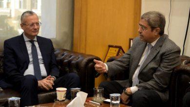 Photo of رئيس اتحاد الغرف التجارية يستقبل سفير مصر في بولندا لوضع خطة تنمية العلاقات الثنائية التجارية والاستثمارية