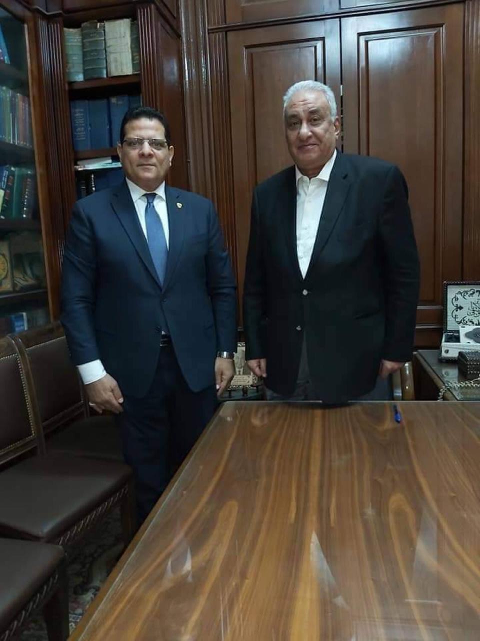 سامح عاشور رئيساً لمجلس حكماء ( ائتلاف مصر تدعم ابناءها )