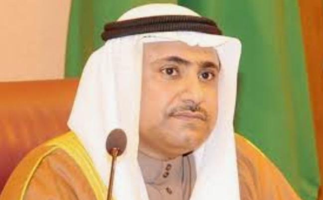 رئيس البرلمان العربي يهنئ صاحب السمو الملكي الأمير سلمان بن حمد آل خليفة بصدور الأمر الملكي الكريم تعيينه رئيساً للوزراء