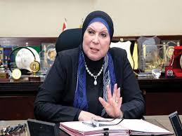 وزيرة التجارة تشارك فى استلام الجناج المصرى بمعرض إكسبو دبى 2021