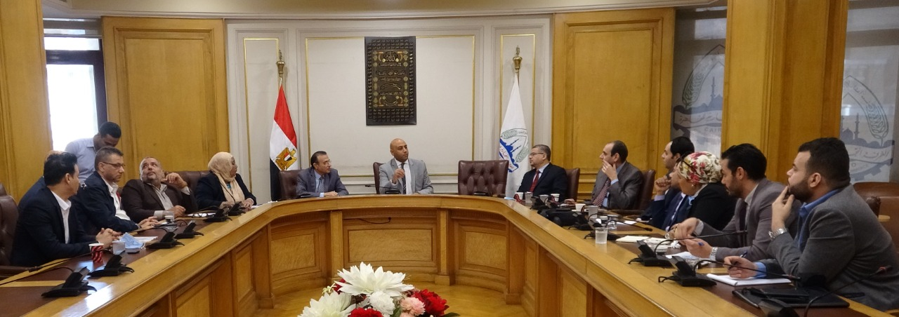 تعاون بين غرفة القاهرة والبنوك لتقديم خدمات رقمية ومصرفية جديدة للتجار