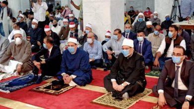 Photo of وزير الأوقاف يفتتح توسعات مسجد المطافى فى الإسماعيلية بـ13 مليون جنيه