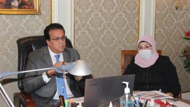 Photo of وزير التعليم العالي يعقد اجتماعًا مع وزير التعليم العراقي
