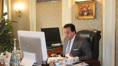 Photo of وزير التعليم العالي يرأس اجتماع المجلس الأعلى للمستشفيات الجامعية