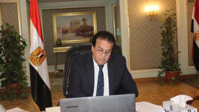 Photo of وزير التعليم العالى يلتقى عددًا من العلماء المصريين بالجامعات الكندية