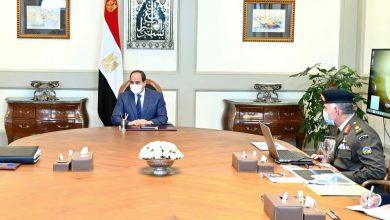 "Photo of الرئيس يتابع انشاء ""مراكز الخدمات المتكاملة لشبكة الطرق والمحاور على مستوى الجمهورية""."