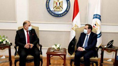 Photo of مباحثات مصرية عراقية في مجال البترول والتعدين