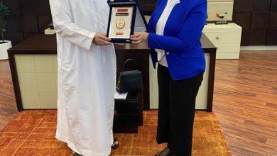 Photo of وزيرة الصحة تلتقي نظيرها الإماراتي