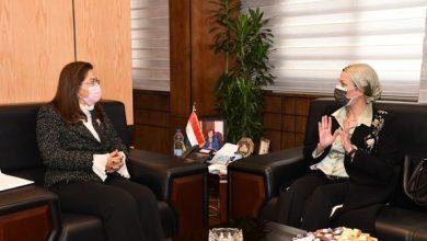Photo of وزيرتا التخطيط والتنمية الاقتصادية والبيئة تبحثان أوجه الاستثمار في المحميات الطبيعية