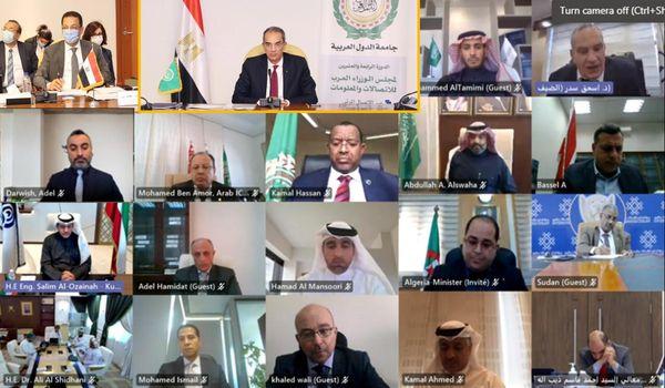 مصر تتسلم رئاسة مجلس الوزراء العرب للاتصالات والمعلومات فى دورته الرابعة والعشرين