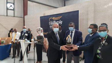 """Photo of وزير التموين ووزراء سودانيون يفتتحون """"مجمع وادي النيل"""" لتطوير صناعة الخبز"""