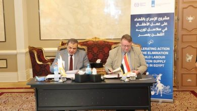 """Photo of """"سعفان"""" و""""اوشلان"""" يطلقان دراسة الثورة الصناعية الرابعة والذكاء الاصطناعي ومستقبل العمل في مصر"""