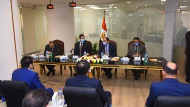 Photo of وزير المالية.. فى جولة ميدانية بالمركز الضريبى لكبار الممولين