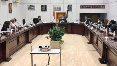 Photo of وزير السياحة والآثار يعقد اجتماعاً موسعاً لمناقشة إطلاق حملة ترويجية دولية لمصر