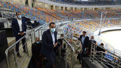 Photo of رئيس الوزراء يتفقد مجمع الصالات المغطاة باستاد القاهرة استعدادا لبطولة العالم لكرة اليد