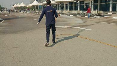 Photo of وزارة الطيران المدنى تكثف التدابير الإحترازية و عمليات التعقيم بجميع المطارات المصرية
