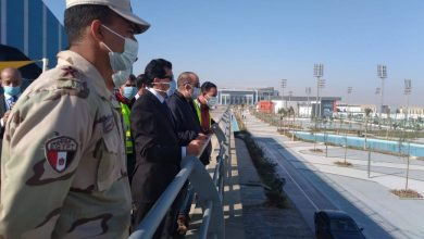 Photo of وزير الرياضة يطمئن على تجهيزات الصالة المغطاة بالعاصمة الإدارية قبل انطلاق مونديال اليد