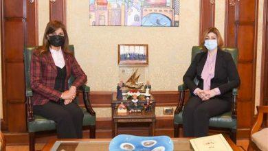 Photo of وزيرة الهجرة تستقبل نظيرتها العراقية لبحث التعاون المشترك في مجال الهجرة والمهاجرين