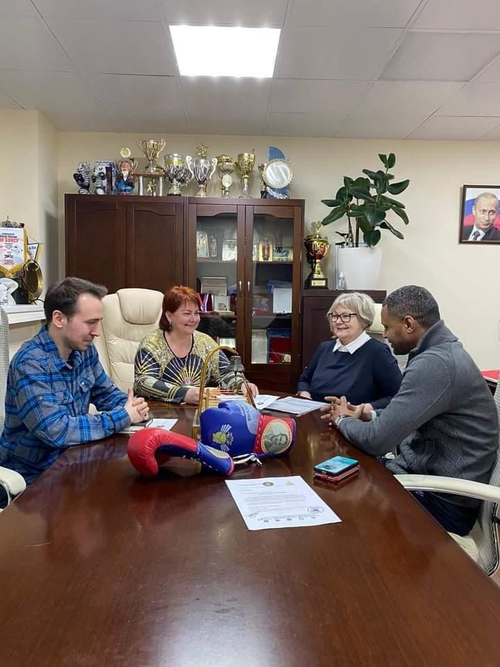 الاتحاد الدولي للملاكمة العربية ينظم بطولة عالمية في عرين الدب الروسي
