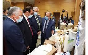 وزير الزراعة يبحث مع نظيره العراقي آفاق التعاون الزراعي بين البلدين