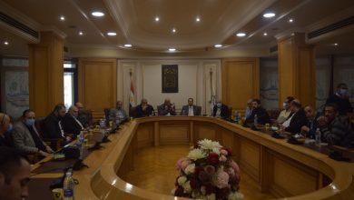 "Photo of بالتزكية.. ""حسني"" رئيسا لشعبة الادوات الكهربائية و""حسن والكريدي"" نائبان و""متولي"" سكرتيرا"