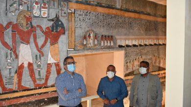 Photo of إعادة افتتاح مقبرة رمسيس الأول بعد ترميمها