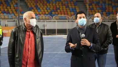 Photo of وزير الشباب والرياضة يلتقى متطوعي بطولة كأس العالم لكرة اليد