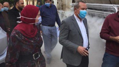 Photo of محافظ الدقهلية يتابع على مدار الساعة ولحظة بلحظة وصول الامدادات اليومية من الاكسجين لمستشفيات مديرية الصحة بنطاق المحافظة